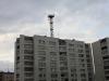 Рефтинский фото - Вышка на девятиэтажке