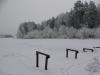 Рефтинский фото - Водохранилище зимой