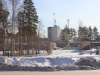 Рефтинский фото - Девятиэтажки зимой