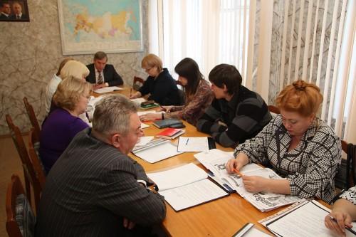 Заседание антинаркотической комиссии в п. Рефтинском