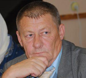 СУХАРЕВ Юрий  Михайлович