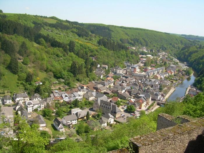 Люксембург немного не похож на Рефтинский