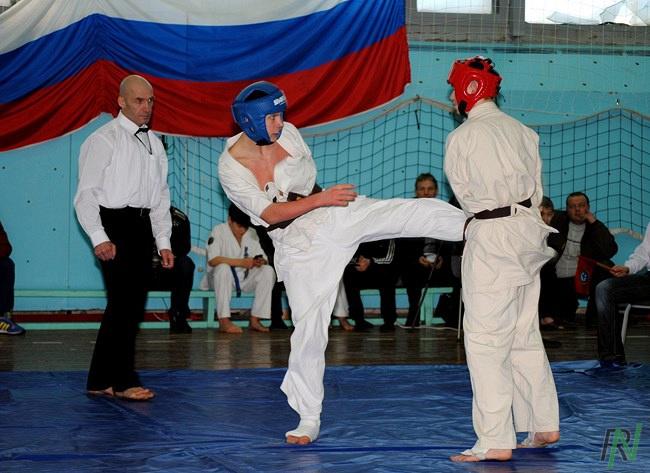 Региональный турнир по карате кекусинкай