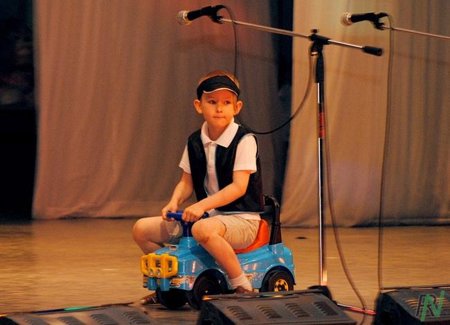 В Рефтинском прошел фестиваль детского творчества