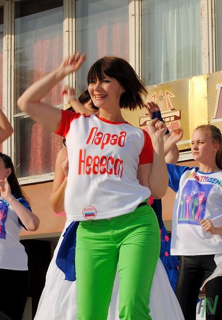 День России в Рефтинском