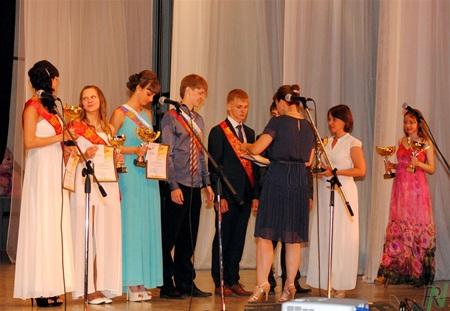 Рефтинские выпускники 2013