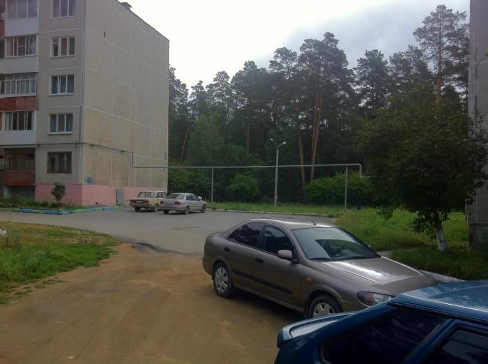 Двор-Стоянка