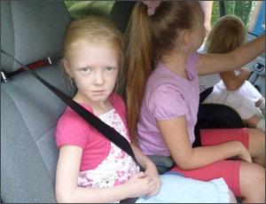 Дети, заезжавшие на третью смену в Искорку, подверглись проверке на дороге