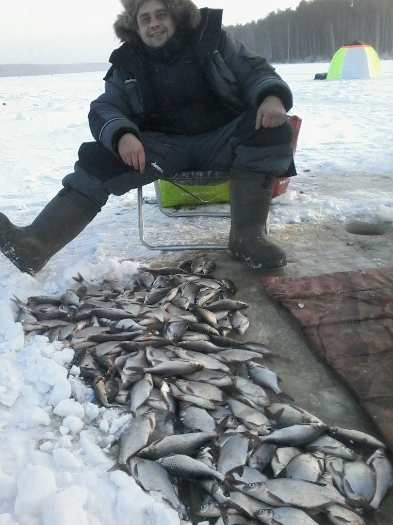 белоярский рыбалка прогноз клева