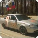 9 Мая - Автопробег Рефтинский